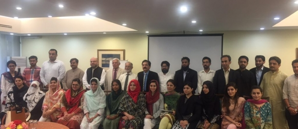 15th Session – Islamabad's Informal China Study Circle