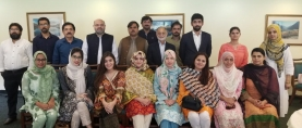 18th Session – Islamabad's Informal China Study Circle