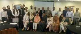 19th Session – Islamabad's Informal China Study Circle