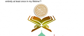 Over 7 in 10 (72%) Pakistanis say they have completed reading the Holy Quran at least once in their lifetime