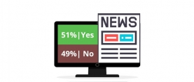 Over 1 in 2 (51%) internet users from Pakistan claim they visit websites for news